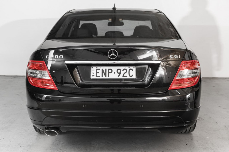 2010 Mercedes-Benz C-class C200 CGI Classic