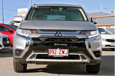 2020 Mitsubishi Outlander ZL MY20 ES Suv Image 4