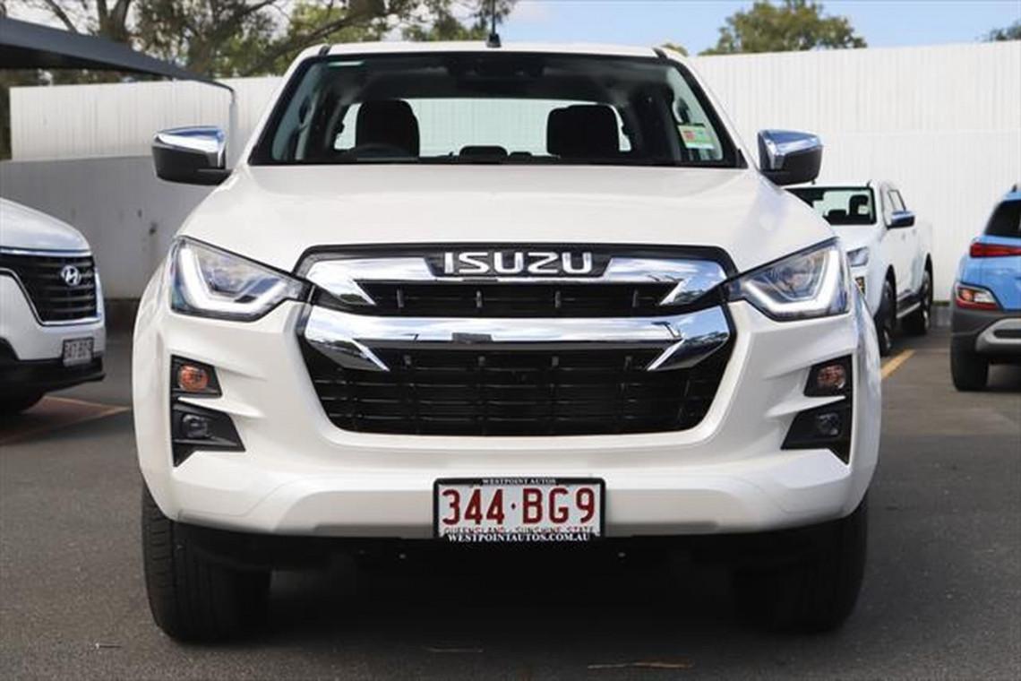 2020 MY21 Isuzu UTE D-MAX RG LS-U 4x4 Crew Cab Ute Utility