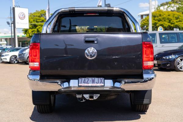 2016 Volkswagen Amarok 2H  TDI420 Ultimate Dual cab Image 5