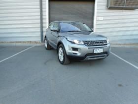 Land Rover Range Rover Evoque Pure L538  Si4