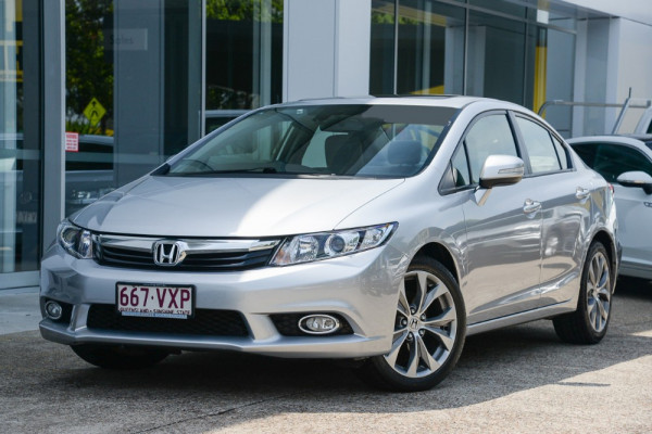 Honda Civic Sport 9th Gen