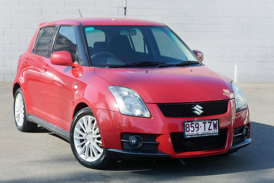 2006 Suzuki Swift RS416 Sport Hatchback Mobile Image 1