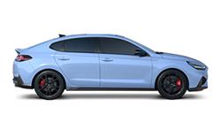 New Hyundai i30 Fastback N