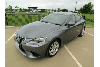 2014 Lexus IS GSE30R IS250 Luxury Sedan Image 3