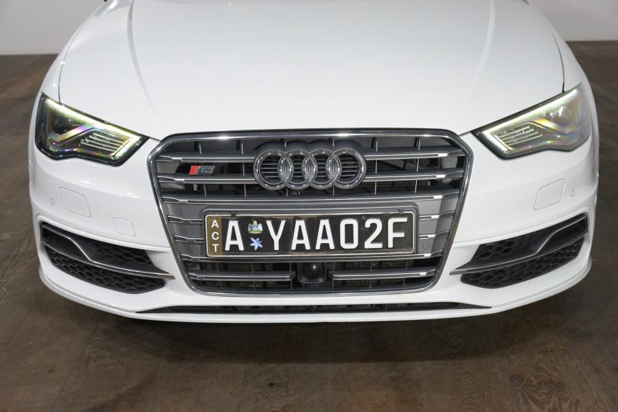 2013 Audi S3 2.0 Tfsi Quattro