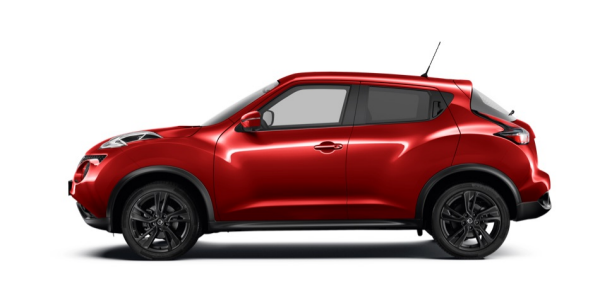 JUKE 1.6L MANUAL 2WD TI-S