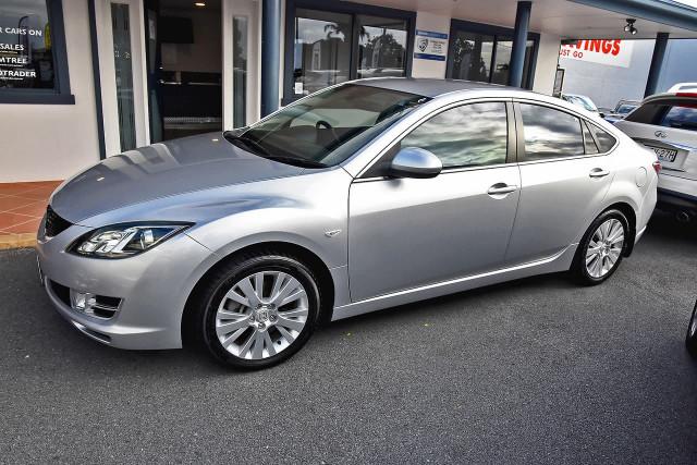 2009 Mazda 6 GH Series 1 MY09 Luxury Sports Hatchback Image 4