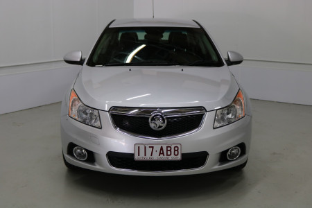 2011 Holden Cruze JH SERIES II MY11 CDX Sedan