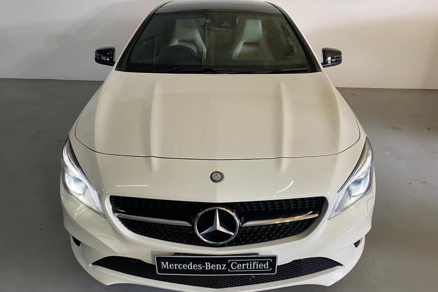 2016 Mercedes-Benz Cla-class CLA200