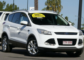 Ford Kuga Trend PwrShift AWD TF MY15