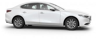 2020 Mazda 3 BP G20 Pure Sedan Sedan image 9