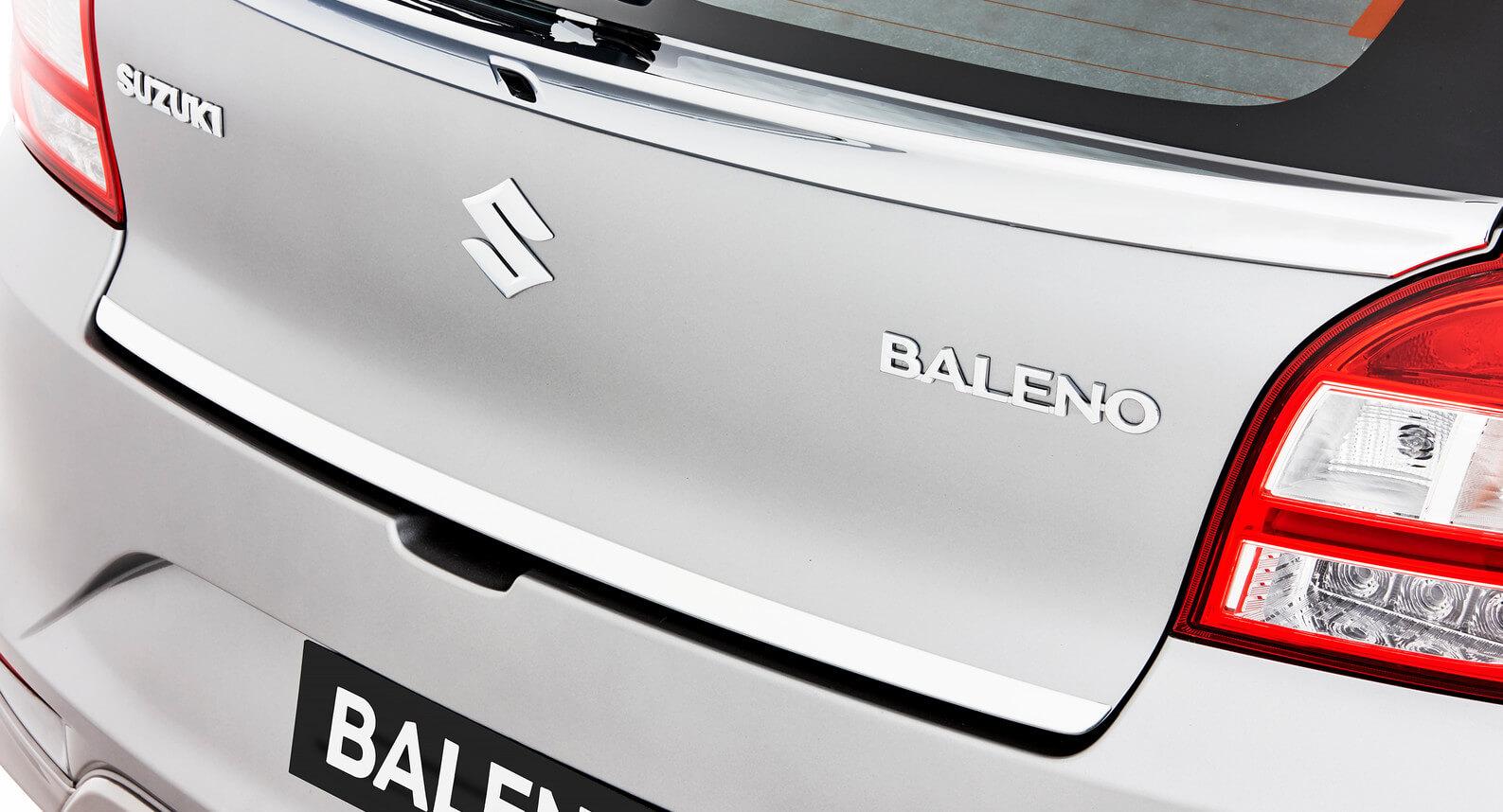 Baleno - Rear Hatch Moulding - Chrome