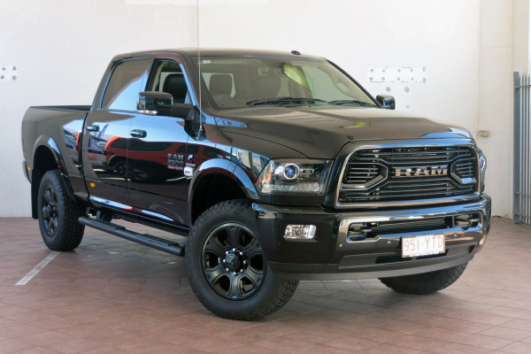 Ram 2500 Laramie Sport Appearance