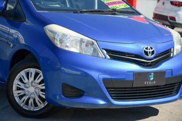 2011 Toyota Yaris NCP90R MY11 YR Hatchback Image 2