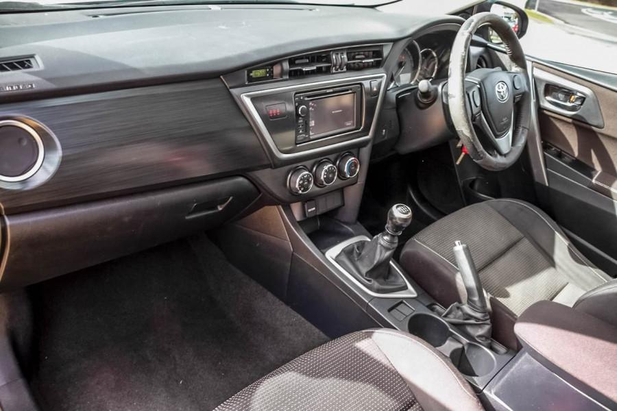 2012 Toyota Corolla ZRE182R Ascent Sport Hatchback Image 8