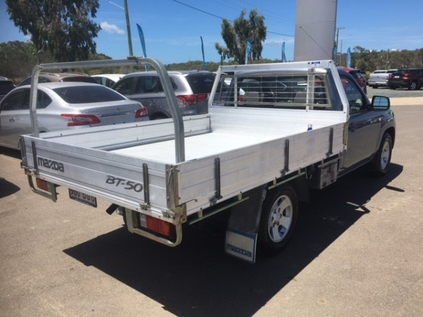 2007 Mazda BT-50 UNY0W3 DX Cab chassis