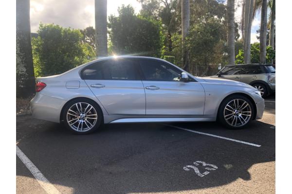 2017 BMW 3 Series F30 LCI 330i M Sport Sedan Image 3