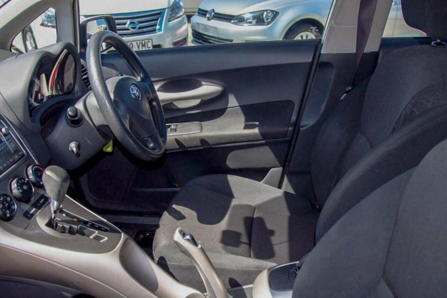 2007 Toyota Corolla ZRE152R Ascent Hatchback Image 9
