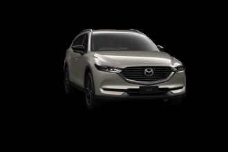 2021 Mazda CX-8 KG Series Touring SP Suv Image 5