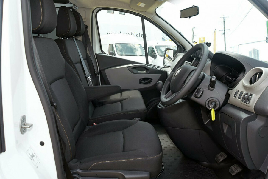 2018 Renault Trafic L1H1 Short Wheelbase Single Turbo Van