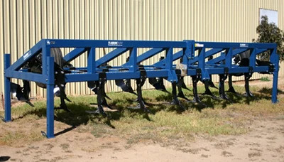 New Agrowplow Cotton Bed Renovator