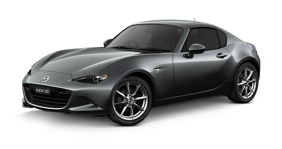 2019 Mazda MX-5 ND RF GT Convertible