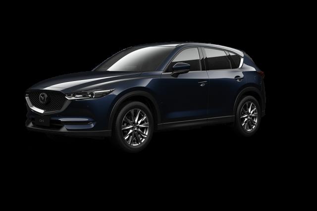 2021 Mazda CX-5 KF Series Akera Suv