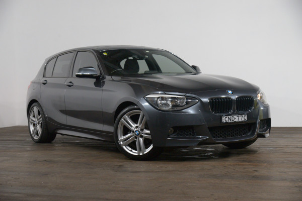 BMW 1 18d Sport Line Bmw 1 18d Sport Line Auto