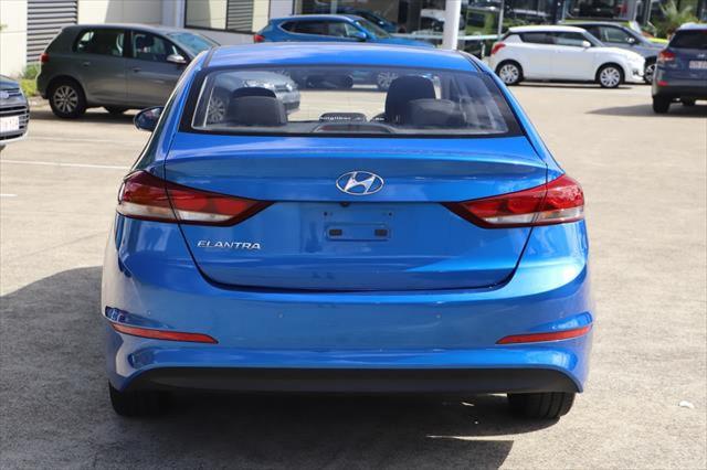 2015 Hyundai Elantra AD MY17 Active Sedan Image 4