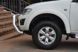 2013 Mitsubishi Triton MN MY13 GLX Utility Image 5