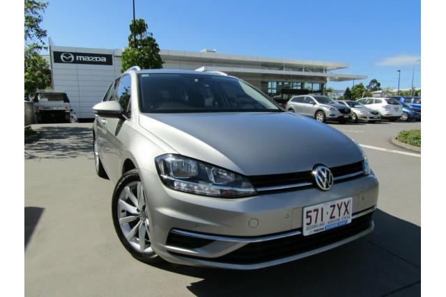 2017 MY18 Volkswagen Golf 7.5 MY18 110TSI DSG Comfortline Wagon