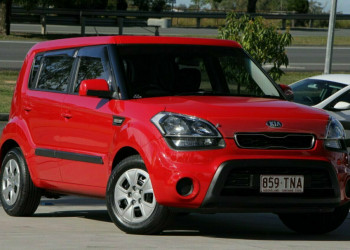 Kia Soul AM MY13
