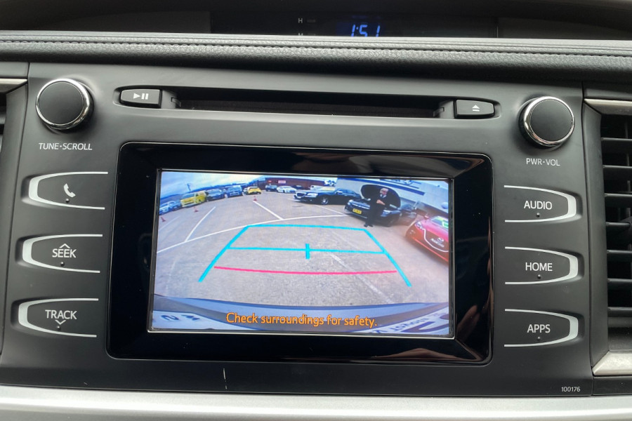 2014 MY15 Toyota Kluger GSU50R GXL 2WD Suv Image 14