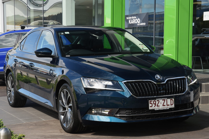 2019 Skoda Superb NP 162TSI Sedan Sedan