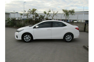 2014 Toyota Corolla ZRE172R Ascent S-CVT Sedan Image 4