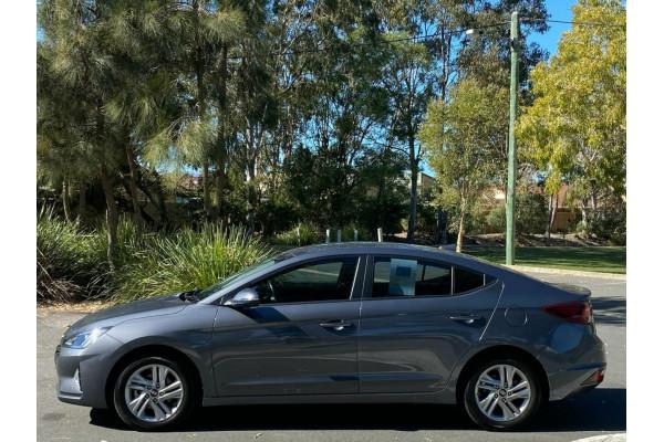 2018 Hyundai Elantra AD MY18 Active Sedan Image 4