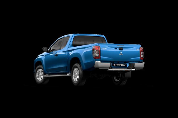 2021 Mitsubishi Triton MR GLX Plus Club Cab Pick Up 4WD Utility - extended cab Image 3
