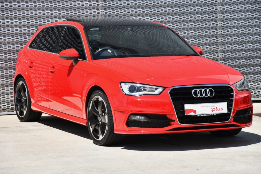 2015 MY16 Audi A3 8V MY16 Ambition Hatch Image 1