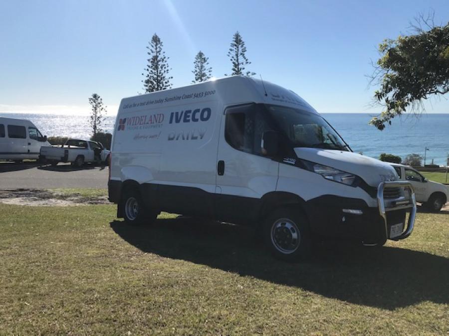 2020 Iveco 50c17a  Daily Van Van Image 5