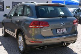 2014 Volkswagen Touareg 7P 150TDI Suv Image 4