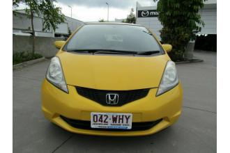 2010 MY11 Honda Jazz GE MY11 VTi Hatchback Image 2