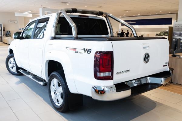 2019 MY20 Volkswagen Amarok 2H TDI550 Sportline Utility