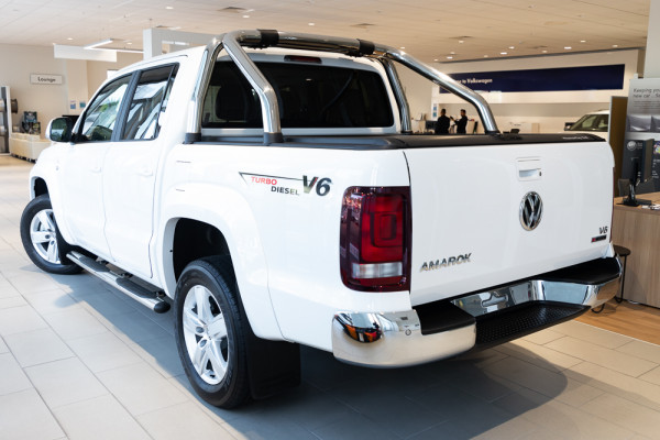 2019 MY20 Volkswagen Amarok 2H TDI550 Sportline Utility Image 2
