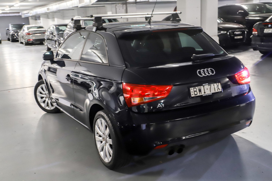 2011 Audi A1 Attraction