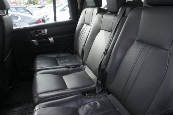 2015 Land Rover Discovery Vehicle Description.  4 L319 MY16 TDV6 WAG SA 8SP 3.0DTT TDV6 Suv Image 4