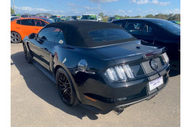 2016 MY17 Ford Mustang FM 2017MY Convertible Image 3