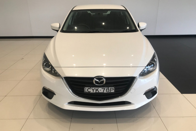 2015 Mazda 300kas4n MAZDA3 K Mazda3 Sedan Image 3