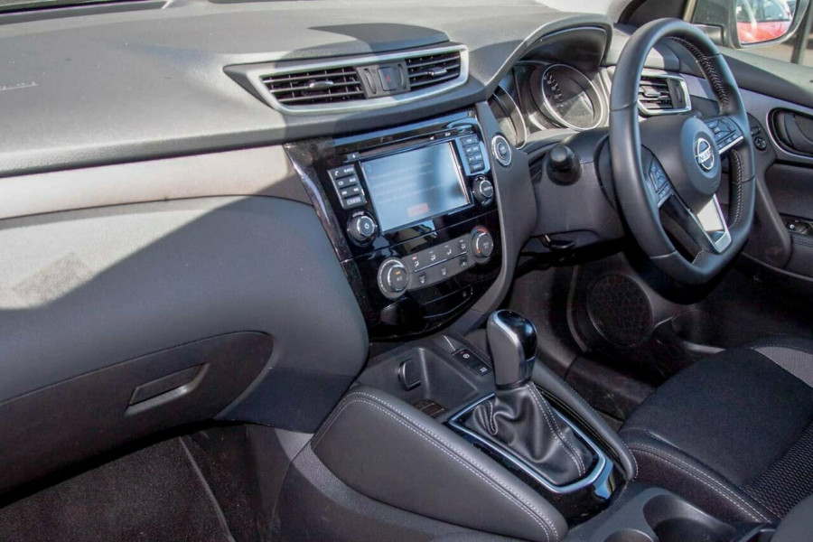 2019 MY20 Nissan Qashqai MY20 ST+ Suv Image 8