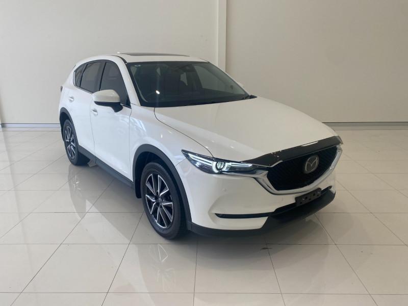 2017 Mazda CX-5 KE1022 Tw.Turbo Akera Suv
